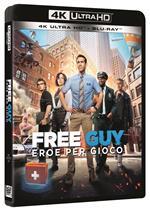 Free Guy. Eroe per gioco (Blu-ray + Blu-ray Ultra HD 4K)