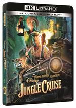 Jungle Cruise (Blu-ray + Blu-ray Ultra HD 4K)
