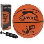 Pallone da Basket con Pompa Pallacanestro per Bambini Gioco Palla Canestro 30cm