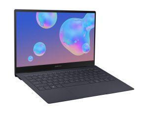 """Samsung Galaxy Book S NP767XCM LPDDR4x-SDRAM Computer portatile 33,8 cm (13.3"""") 1920 x 1080 Pixel Touch screen Intel® Core™ i5 8 GB 256 GB SSD Wi-Fi 6 (802.11ax) Windows 10 Pro Grigio - 2"""