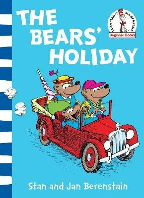 The Bears' Holiday: Berenstain Bears - Stan Berenstain - cover