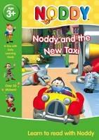 Noddy and the New Taxi - Enid Blyton - cover