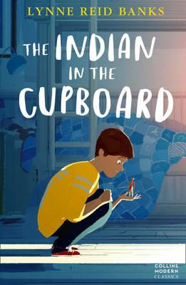 The Indian in the Cupboard - Lynne Reid Banks - cover