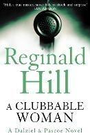 A Clubbable Woman - Reginald Hill - cover