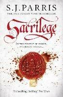 Sacrilege - S. J. Parris - cover