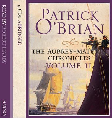 Volume Two, The Mauritius Command / Desolation Island / The Fortune of War - Patrick O'Brian - cover