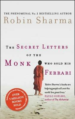 The Secret Letters of the Monk Who Sold His Ferrari - Robin Sharma - cover