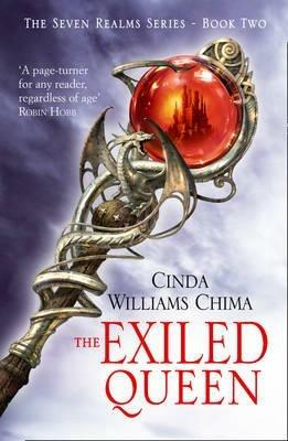 The Exiled Queen - Cinda Williams Chima - cover