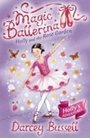 Holly and the Rose Garden - Darcey Bussell - cover