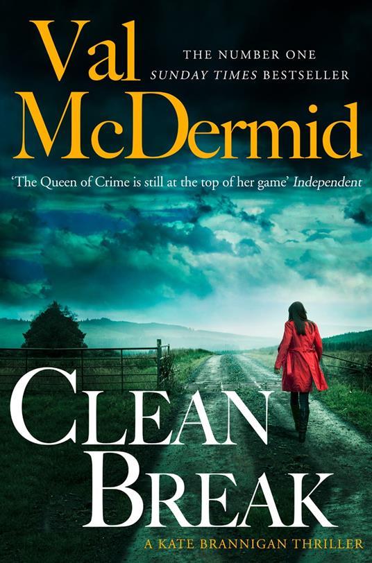 Clean Break (PI Kate Brannigan, Book 4)