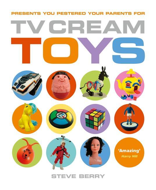 TV Cream Toys Lite