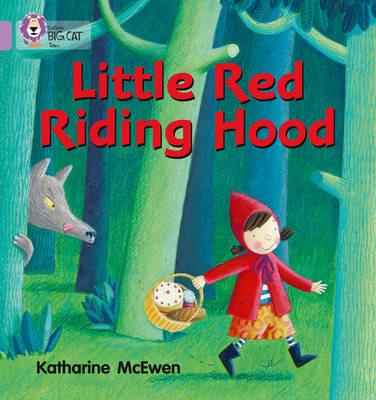 Little Red Riding Hood: Band 00/Lilac - Katherine McEwen - cover