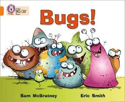 Bugs!: Band 06/Orange - Sam McBratney,Eric Smith - cover