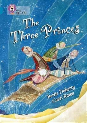The Three Princes: Band 13/Topaz - Berlie Doherty - cover