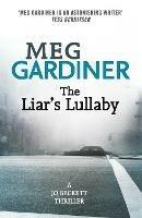 The Liar's Lullaby - Meg Gardiner - cover