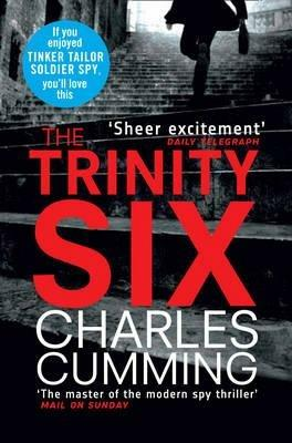 The Trinity Six - Charles Cumming - cover