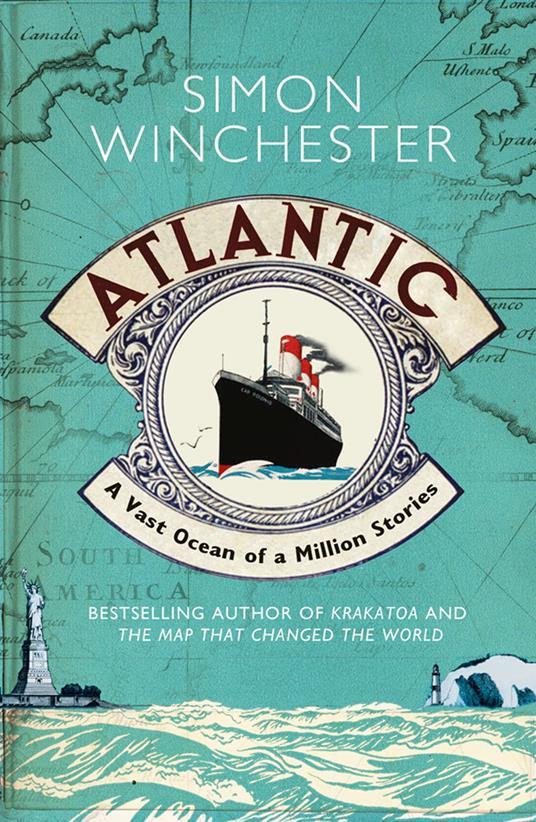 Atlantic: A Vast Ocean of a Million Stories