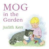 Mog in the Garden - Judith Kerr - cover