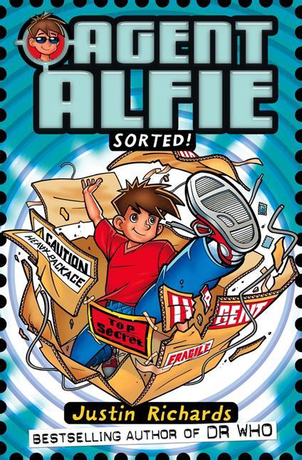 Sorted! (Agent Alfie, Book 2)