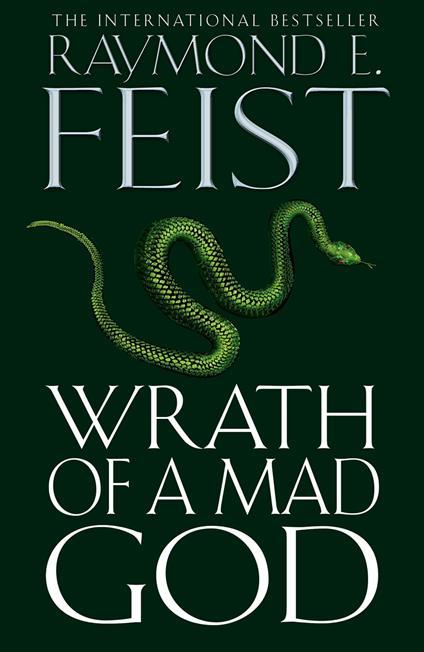 Wrath of a Mad God (Darkwar, Book 3)