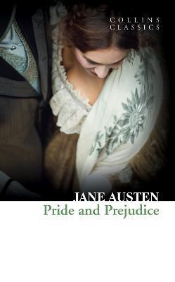 Pride and Prejudice - Jane Austen - cover