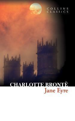Jane Eyre - Charlotte Bronte - cover