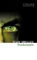 Frankenstein - Mary Shelley - cover