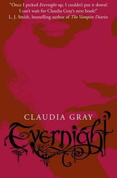 Evernight - Claudia Gray - cover