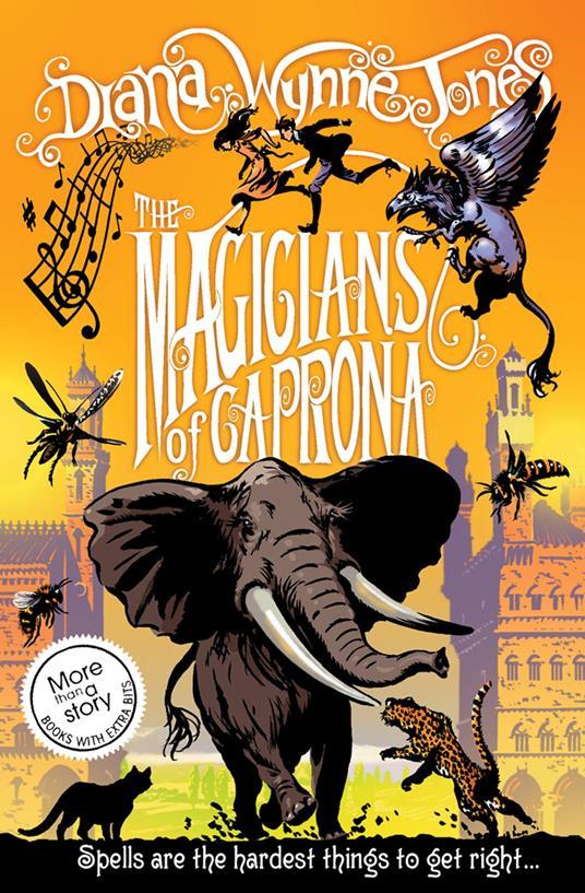 Magicians of Caprona (The Chrestomanci Series, Book 2)