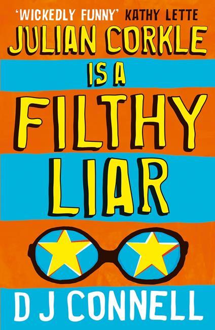 Julian Corkle is a Filthy Liar