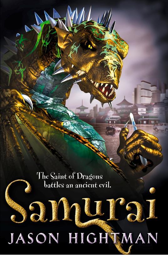 Saint of Dragons: Samurai