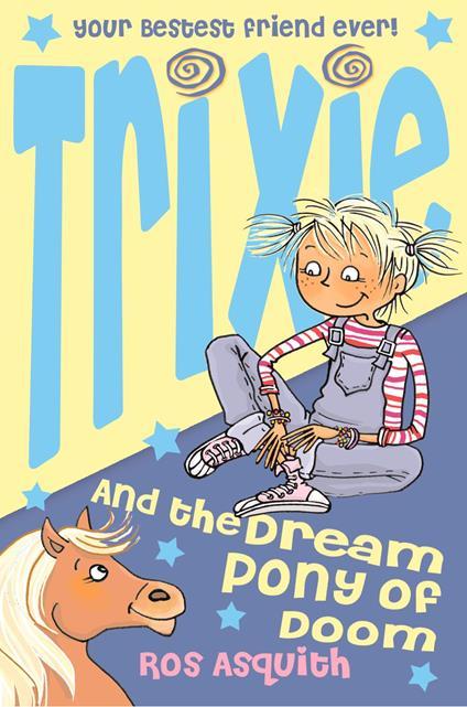 Trixie and the Dream Pony of Doom