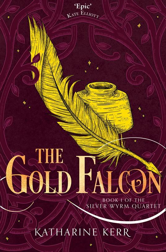Gold Falcon