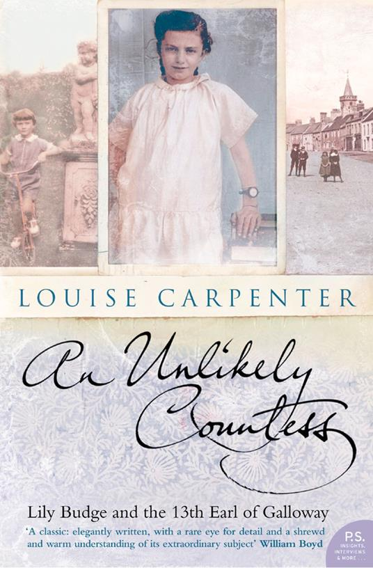 Unlikely Countess: Lily Budge and the 13th Earl of Galloway (Text Only)