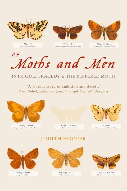 Of Moths and Men: Intrigue, Tragedy and the Peppered Moth (Text Only)