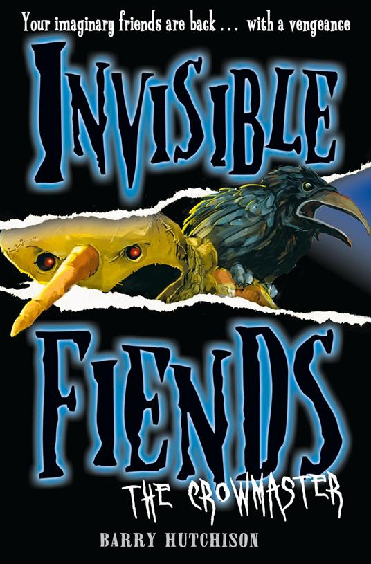 Crowmaster (Invisible Fiends, Book 3)