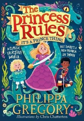 It's a Prince Thing - Philippa Gregory - cover