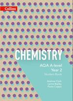 AQA A Level Chemistry Year 2 Student Book (Collins AQA A Level Science)