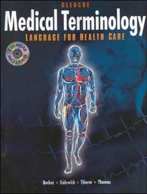 Grade: Glencoe Medical Term+ CD+Tapes - Becker - cover