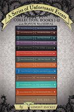 Series of Unfortunate Events Complete Collection: Books 1-13