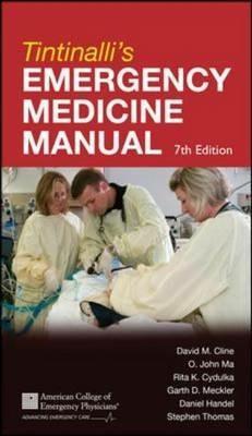 Tintinalli's emergency medicine. Manual - copertina