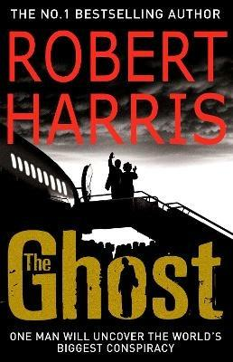 The Ghost - Robert Harris - cover