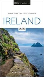 DK Eyewitness Ireland: 2021