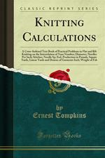 Knitting Calculations