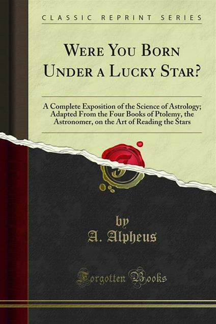 Were You Born Under a Lucky Star?