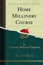 Home Millinery Course