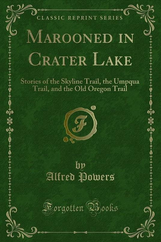 Marooned in Crater Lake