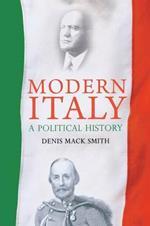 Modern Italy: A Political History