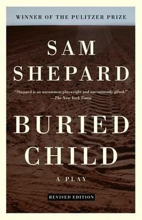 Buried Child - Sam Shepard - cover