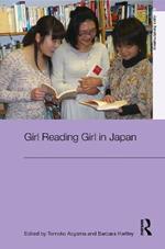 Girl Reading Girl in Japan